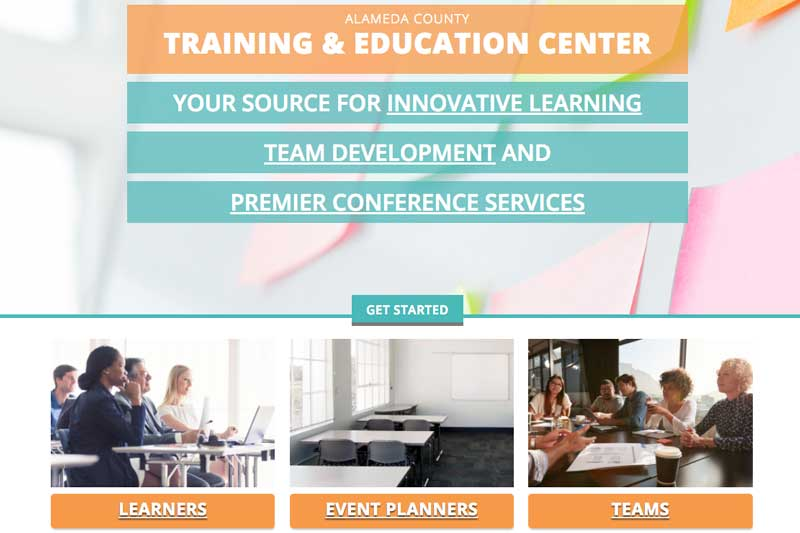 Alameda County Training and Education Center